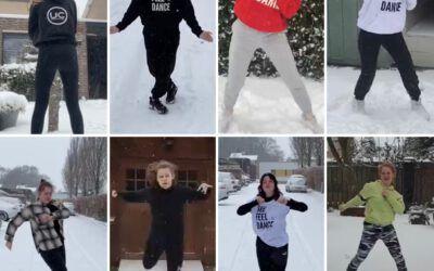 UC Dance – Doe jij mee? Dansen in de Sneeuw ☃️