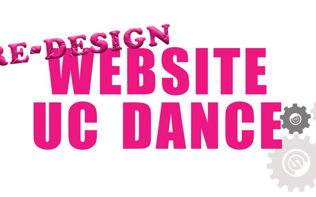 uc dance website