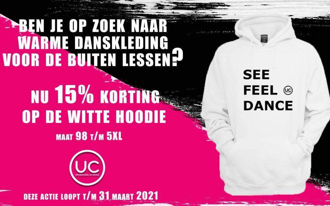 uc dance kleding uc shop hoodie korting