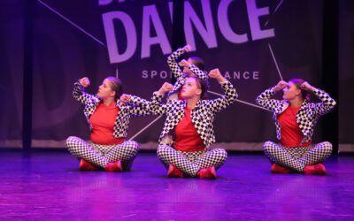 Selectieteam UC Dance seizoen 2021/2022