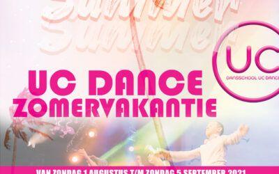 UC Dance – Zomervakantie