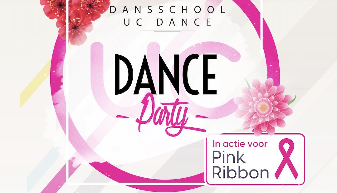 UC Dance Zumba Event voor Pink Ribbon